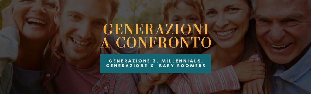 Baby boomers e nativi digitali: identikit di generazioni a confronto