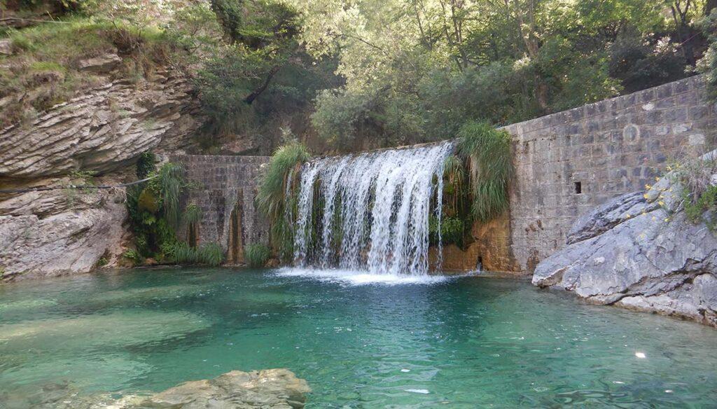 I laghetti di Rocchetta Nervina: oasi verdi naturali nell'imperiese
