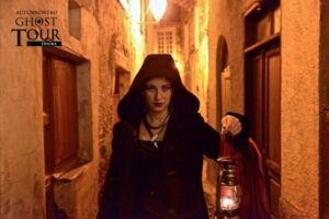 Ghost Tour - Autunno Nero
