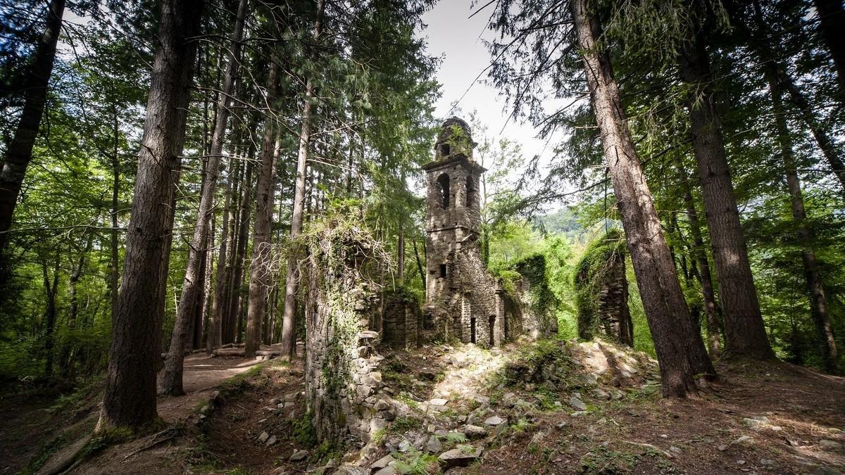 San Martino di Licciorno e... i luoghi magici del cuore