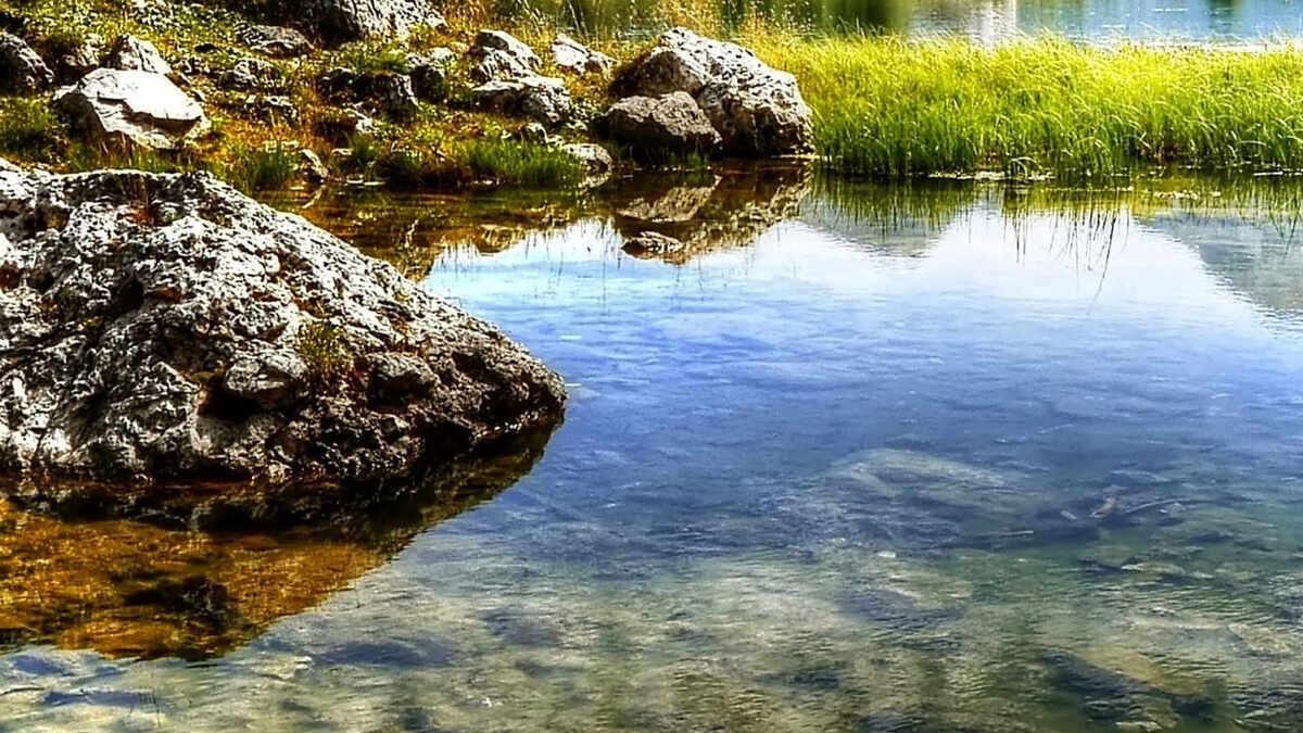 I Tumpi di Bobbio Pellice, le piscine naturali vicino Torino